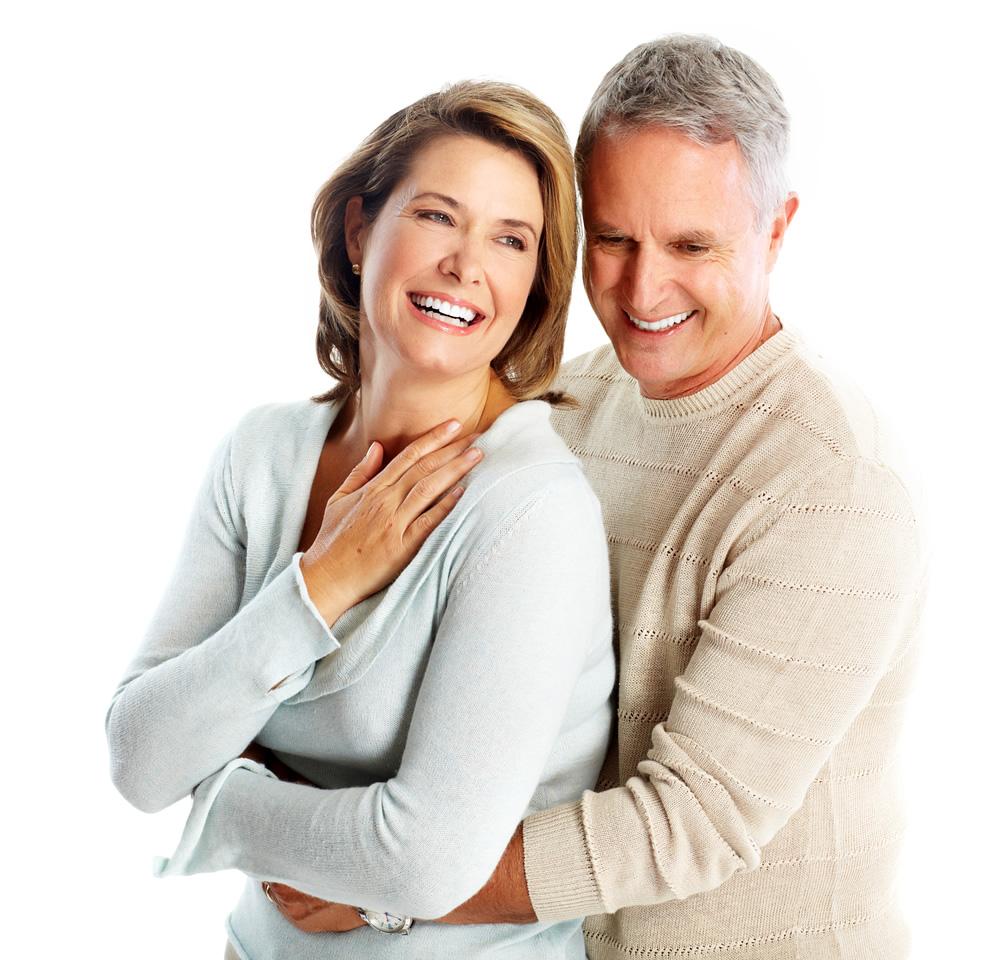 Kivehető fogsor mini implantátumokkal
